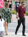 Eva - And Ryan Gosling visit Niagara Falls - June 06, 2012 - eva-mendes photo
