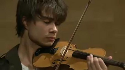 Exam concert :} - alexander-rybak Photo