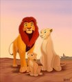 Family-the-lion-king - nala photo