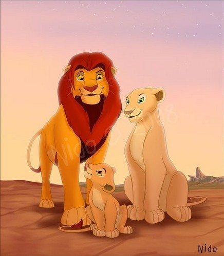Family-the-lion-king