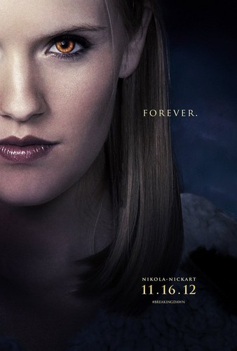 Fan Art Characters Posters - breaking-dawn-part-2 Fan Art