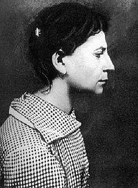 Fanny Yefimovna Kaplan (February 10, 1890 – September 3, 1918)