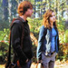 Filming - rupert-grint-and-emma-watson icon