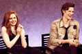 Friends - matt-smith-and-karen-gillan photo