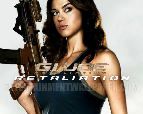 Upcoming Movies wallpaper possibly with a rifleman and a green beret called G.I. Joe: Retaliation [2013]