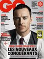 GQ France Magazine cover June 2012