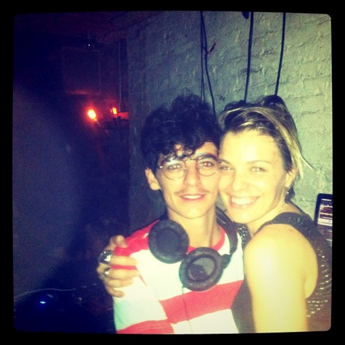 Gala and JD Samson