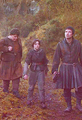Gendry/Arya/Hot Pie