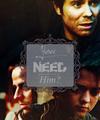 Gendry/Arya/Jaqen