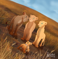 Generations - lion-king-fathers-and-mothers photo
