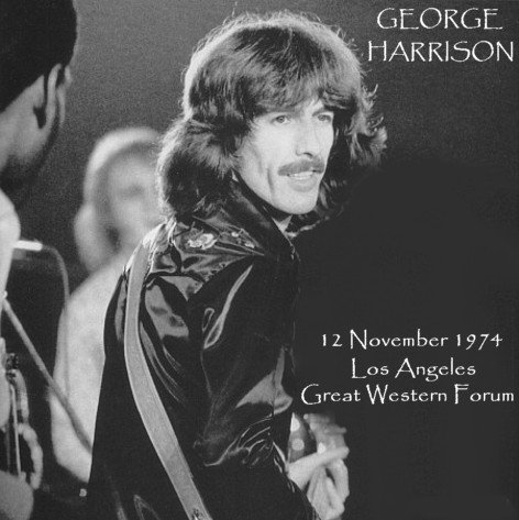 George Harrison wallpaper possibly containing a concerto and a sign titled Georgie