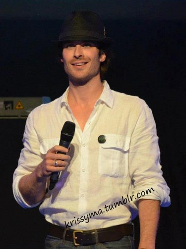 Germany - June 2012 - ian-somerhalder Photo