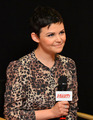 Ginnifer at the Variety EMMY studio