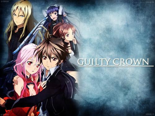 Guilty Crown Hintergrund