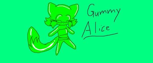 Gummy Alice