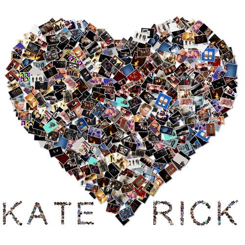 hati, tengah-tengah KATE&RICK