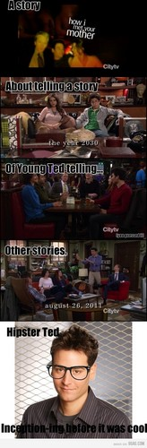 How I Met Your Mother kertas dinding called HIMYM <3