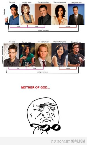How I Met Your Mother wallpaper titled HIMYM <3