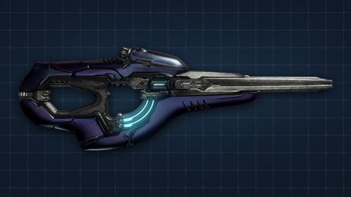 Halo 4 carabina