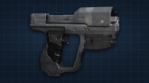 Halo 4 magnum