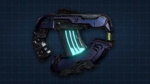 Halo 4 Plasma Pistol