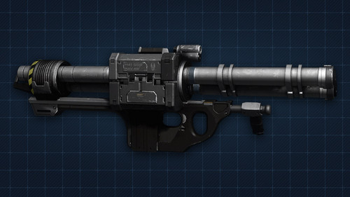 Halo 4 Rocket Launcher