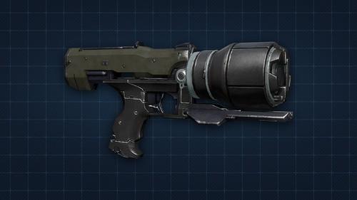 Halo 4 Sticky Detonater