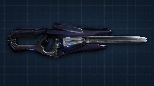Halo 4 Storm rifle