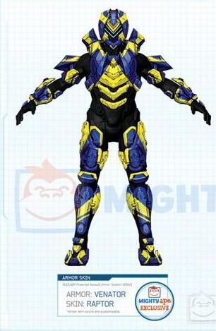 Halo 4 《皮囊》