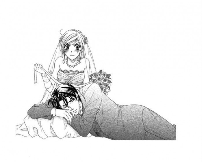 happy marriage manga