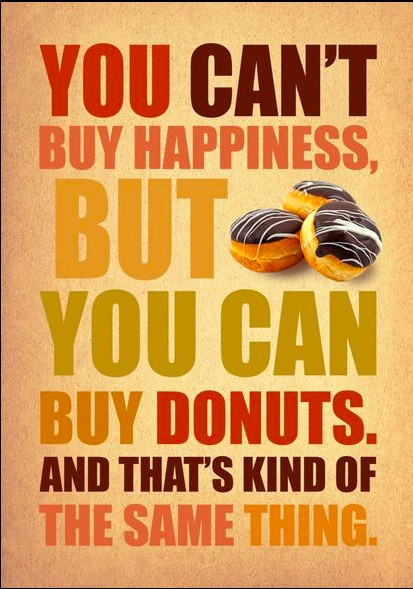 clever donut sayings Quotes