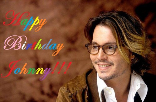 Happy Birthday JOHNNY!!!!
