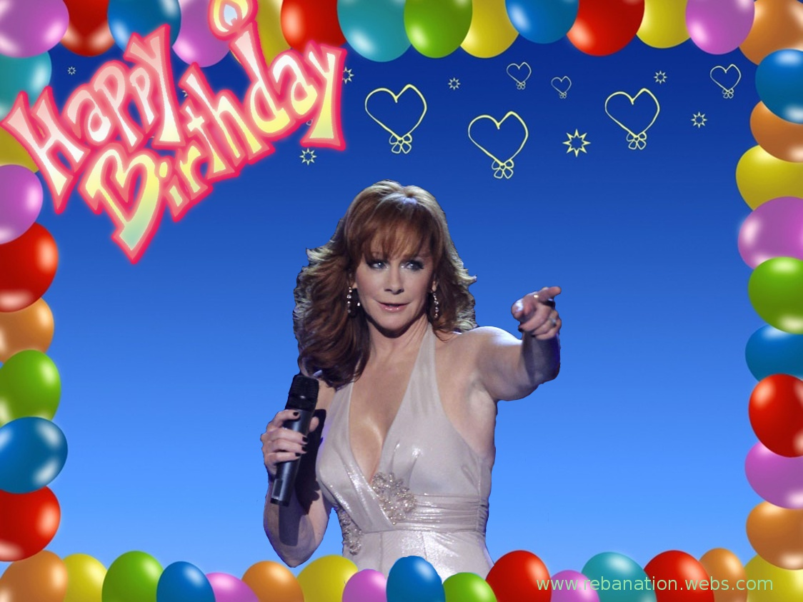 Happy Birthday Images Hd ~ Reba nation images happy birthday hd wallpaper and background photos
