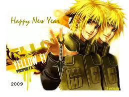 Happy New साल from Yondaime