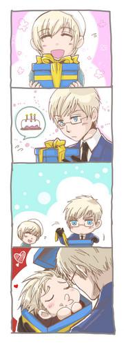 Happy birthday,brother Suzu.8|