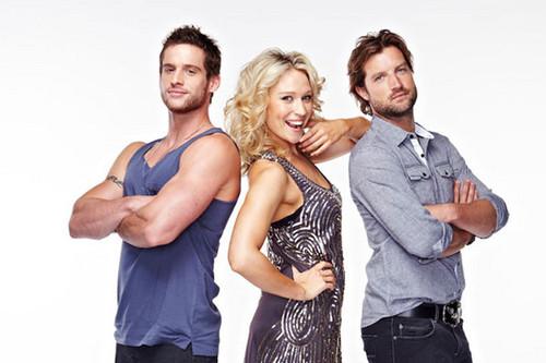 Heath, Bianca & Liam