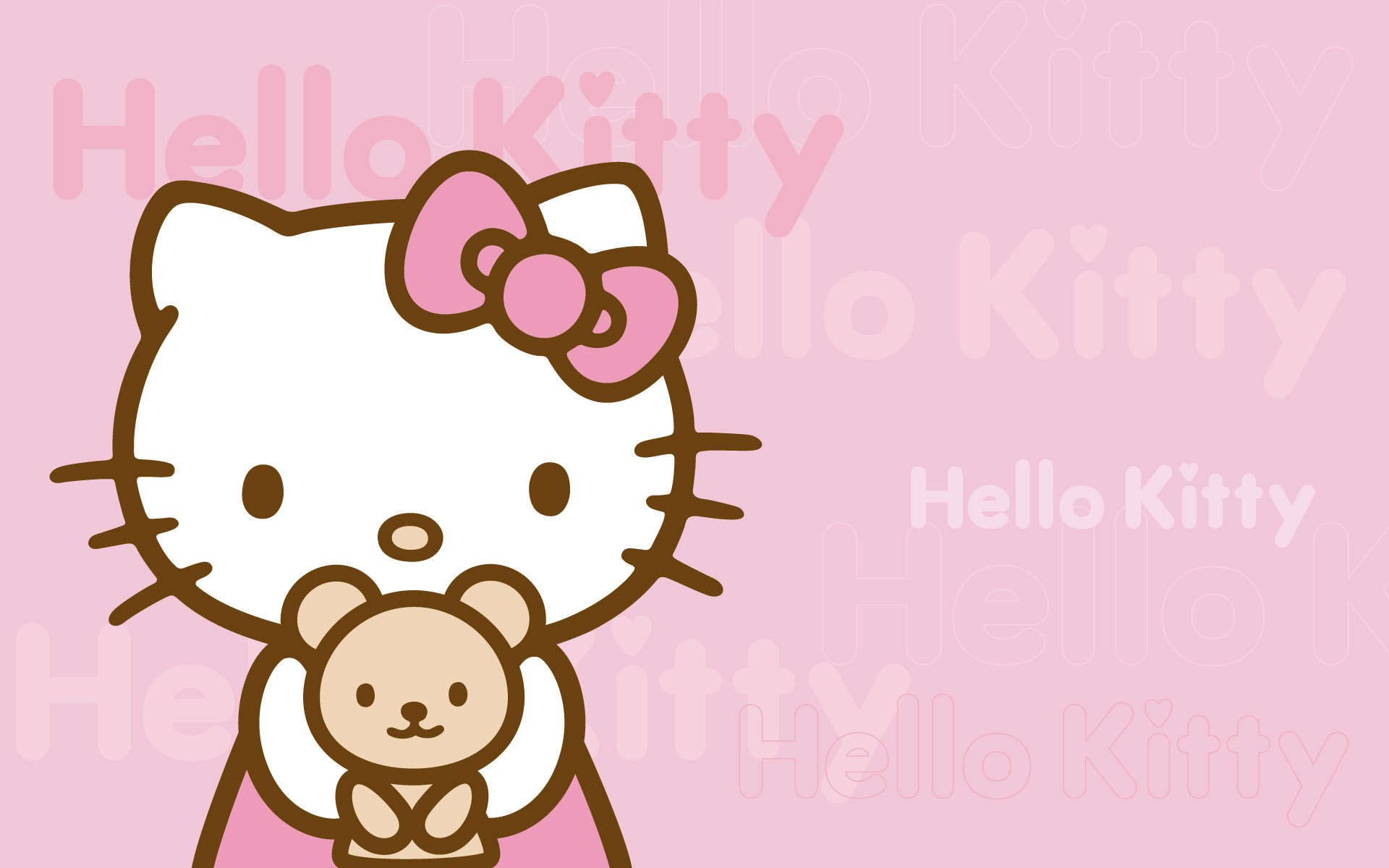 Hello kitty  Hello Kitty Wallpaper (31063773)  Fanpop