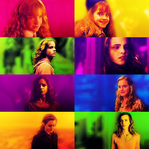 HARMONYforever wallpaper probably containing a concert, a portrait, and anime entitled Hermione/Emma