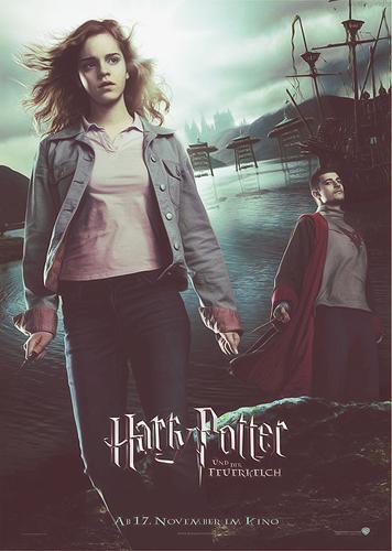 Hermione Granger in GOF