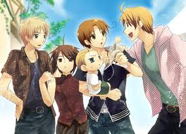 Hetalia wallpaper possibly containing anime entitled Hetalia