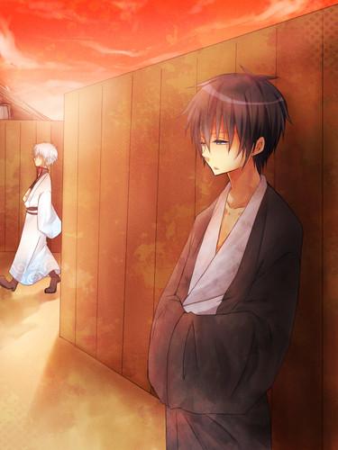 Hijikata & Gintoki