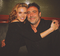 "Hilarie Burtonattend the ""Peace, Liebe And Misunderstanding"" New York Screening (June 4, 2012)"