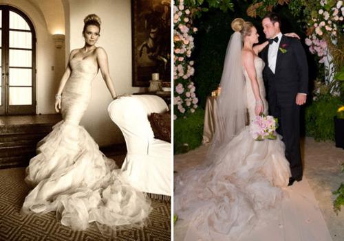 Hilary Duff - Celebrity Weddings Fan Art (31046601) - Fanpop