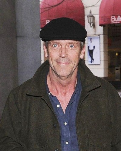 Hugh Laurie- Arrive in Buenos Aires - 06.06.2012