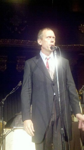 Hugh Laurie and the Copper Bottom Band @ the Great American âm nhạc Hall, San Francisco 27.05.2012