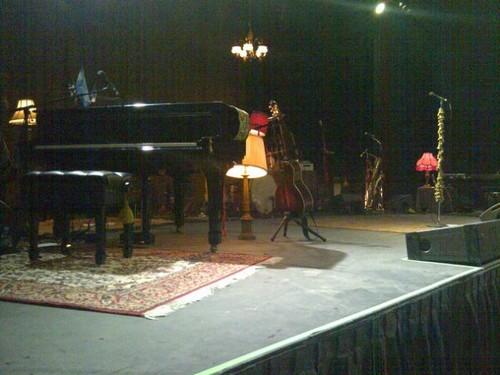 "Hugh Laurie সঙ্গীতানুষ্ঠান ""Luna Park"" - Buenos Aires."