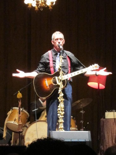 Hugh Laurie- the Benaroya Hall, Seattle 04.06.2012