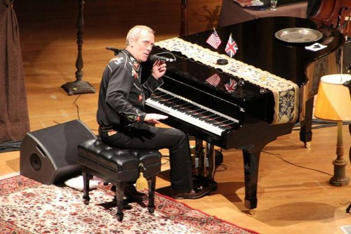 Hugh laurie Martin Woldson Theater At The Fox. 02.06.2012