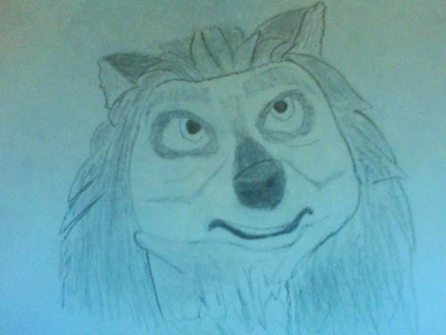 Hutch Drawing