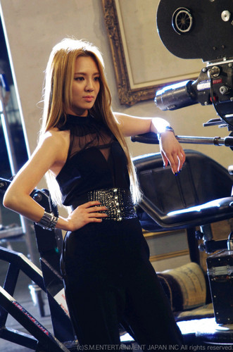 Hyoyeon @ Japanese Mobile Fansite Picture